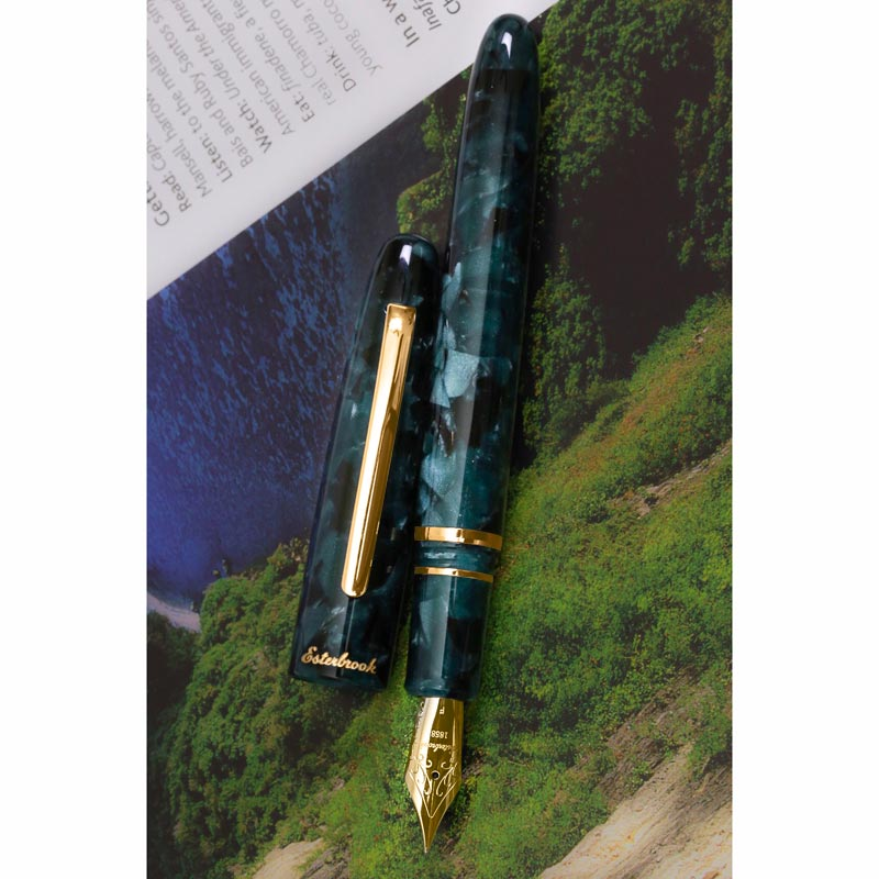 Estie Evergreen Fountain Pen