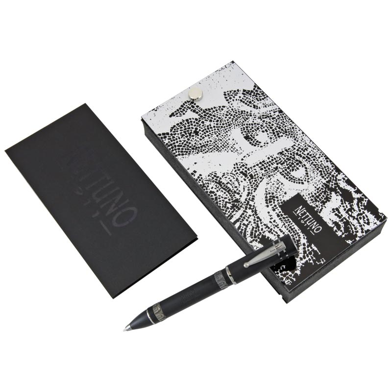 Nettuno 1911 Black Sands Ballpoint Pen