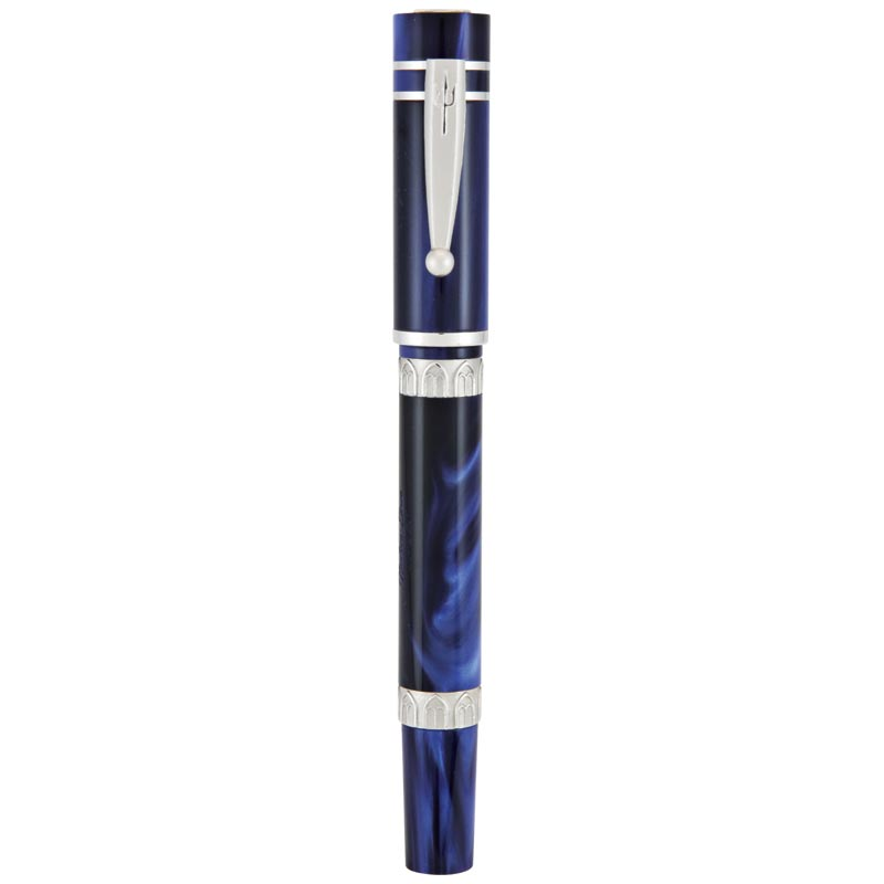 Nettuno 1911 Oceano Deep Blue Fountain Pen