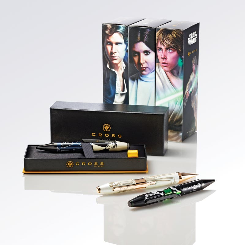 Cross X Star Wars Rollerball