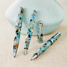 True Writer® Classic Sea Glass Fountain Pen