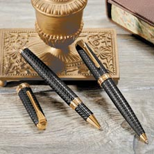 True Writer® Create Herringbone Rollerball