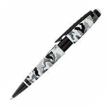Cross Edge Camo Rollerball
