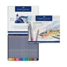 Faber-Castell Watercolor Pencil Set