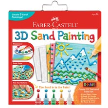 Faber-Castell® Do Art 3D Sand Painting