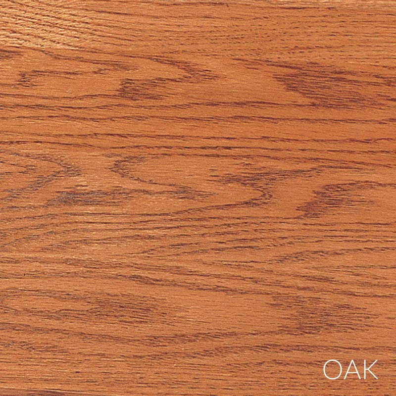 Lateral File Crown - Oak