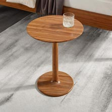 Wright Bamboo Side Table