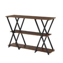 Modern Industrial Bookcase