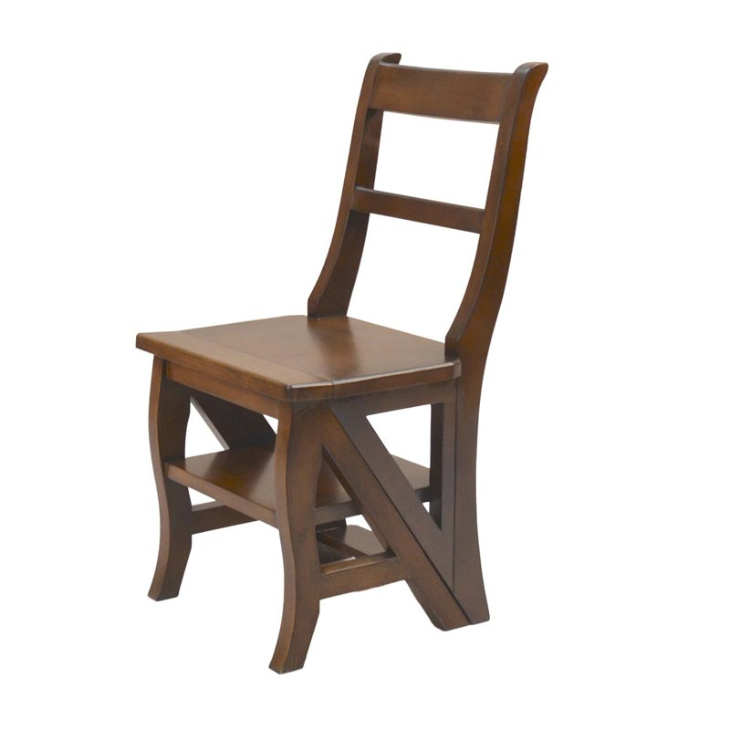 Convertible Library Ladder Chair