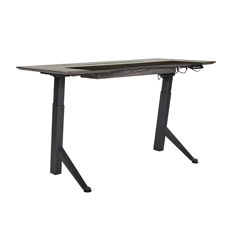 """Executive Electric Desk with Holder 54"""""""
