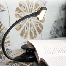 The NuFlex Book Light