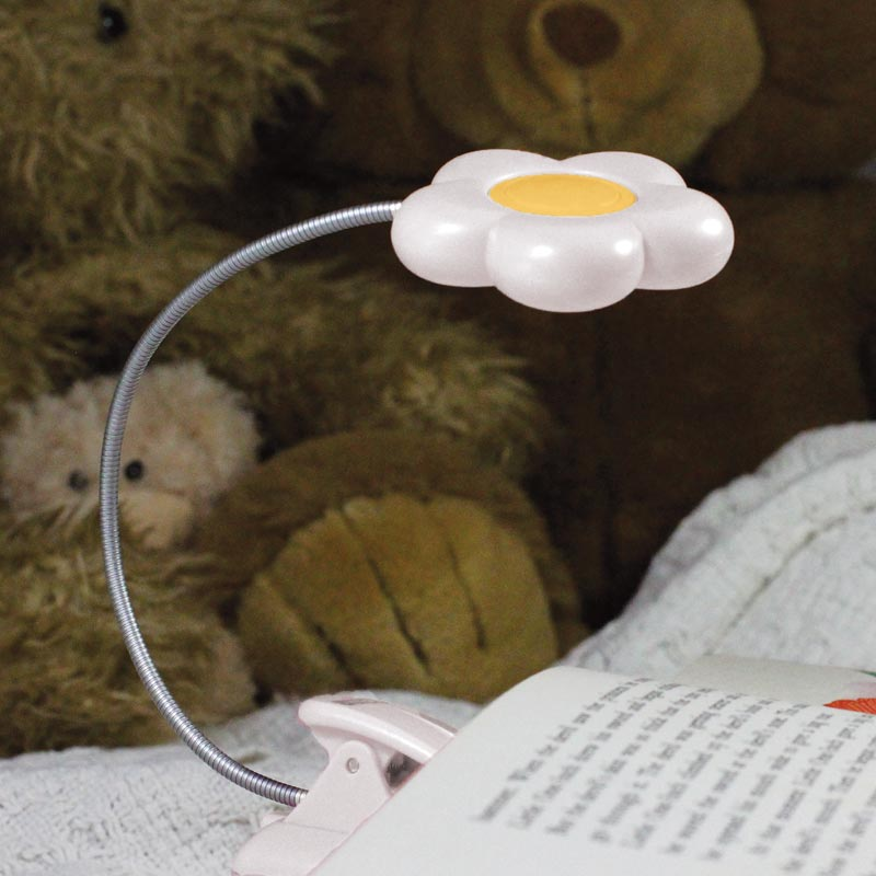 Flower Power Book Light