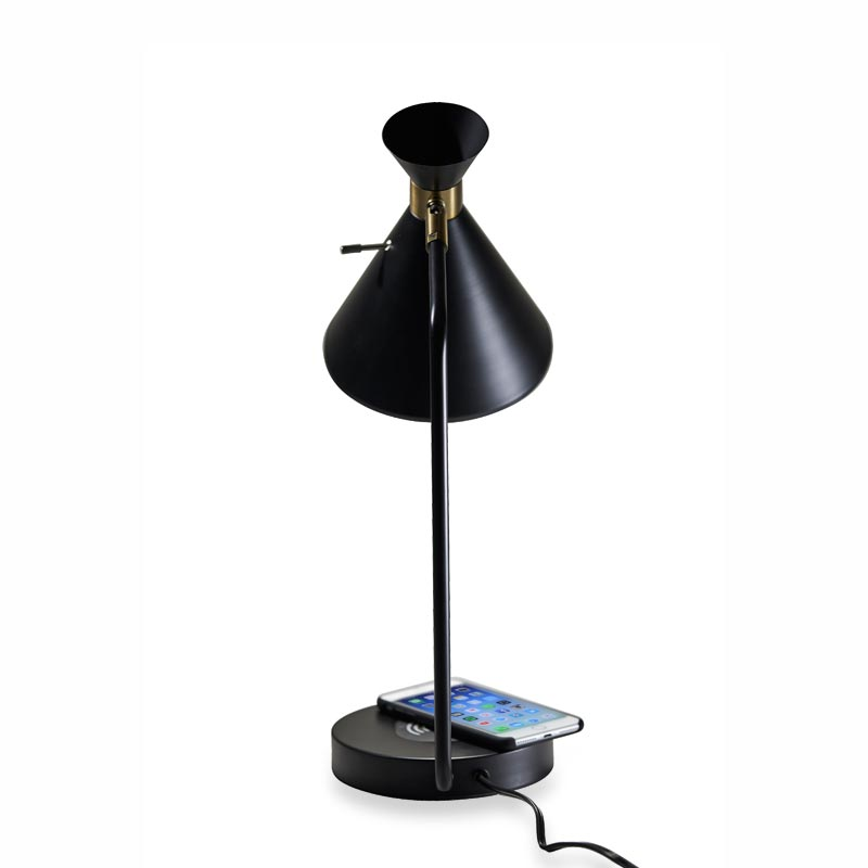 Maxine Charge LED Desk Lamp