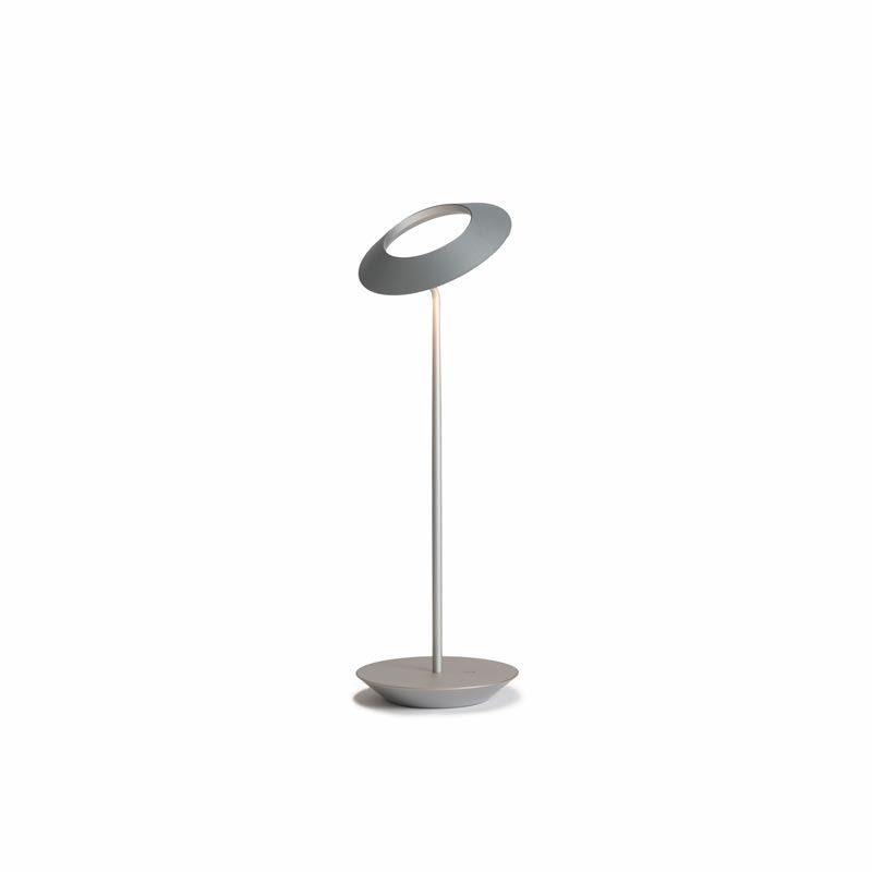 Royyo LED Desk Lamp Silver
