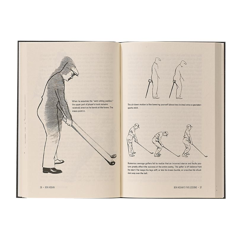 Ben Hogan's Golf Book