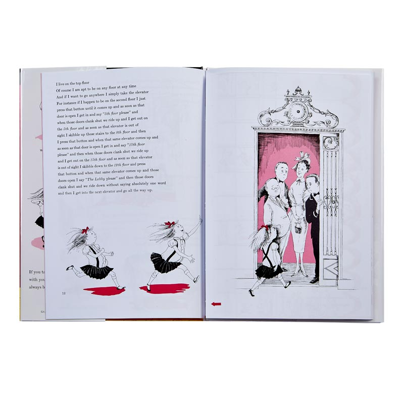 Eloise Leather Book