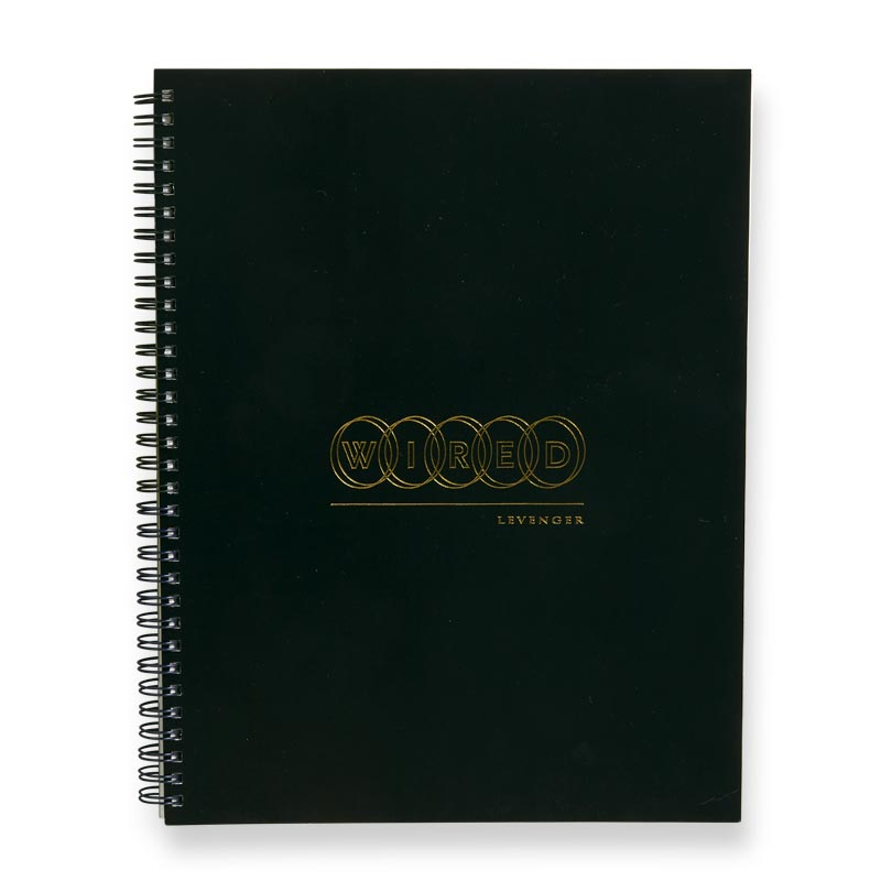 Wired Annotation Ruled Notebook - Letter