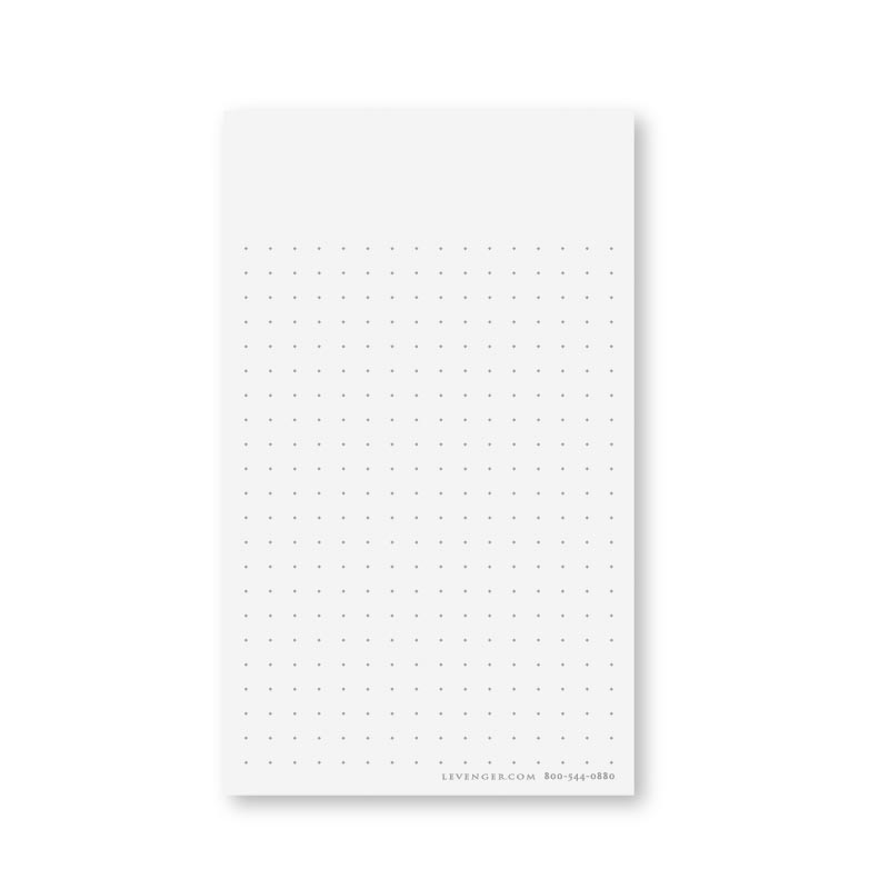 100 3 x 5 Dot Grid Cards
