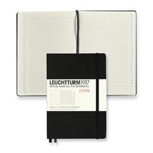 Leuchtturm Weekly Planner and Notebook 2019