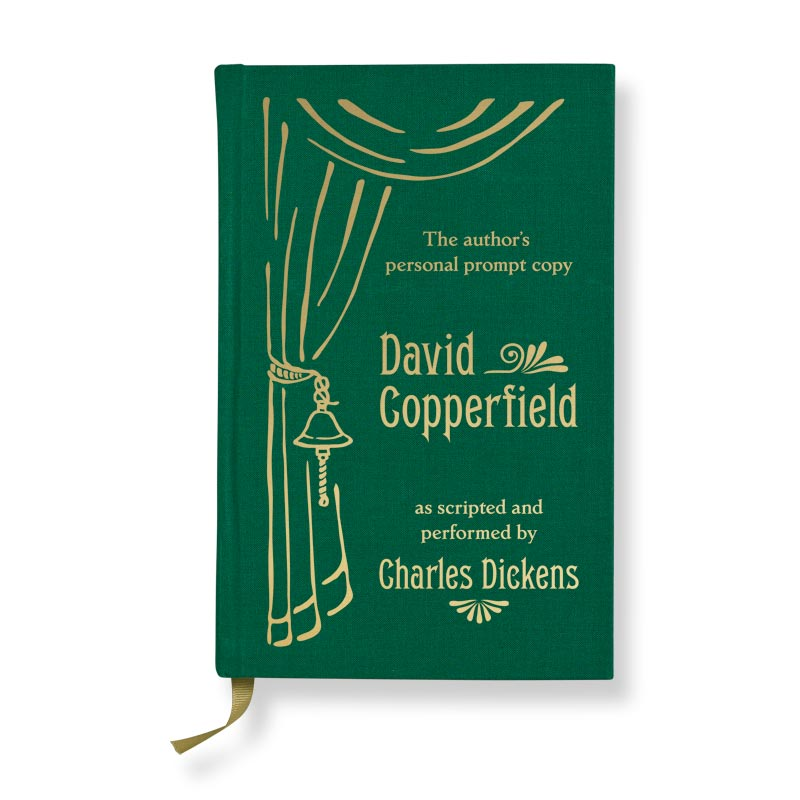 Dickens Personal Prompt Copy of David Copperfield