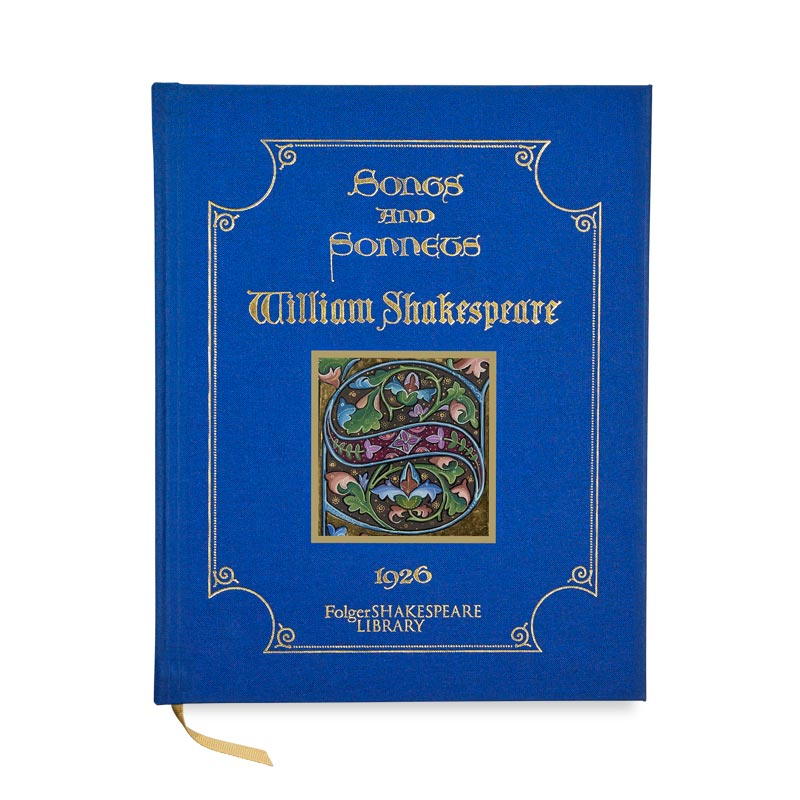 Shakespeare Songs and Sonnets, 1926