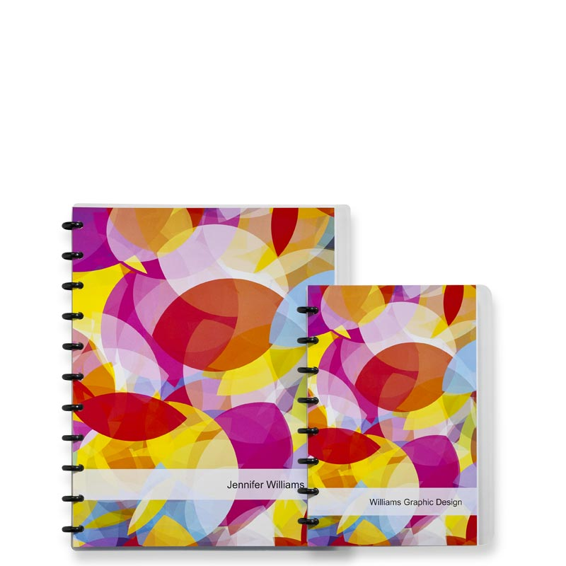 Prismatic Circa® Personalized Notebook, Annotation Ruled