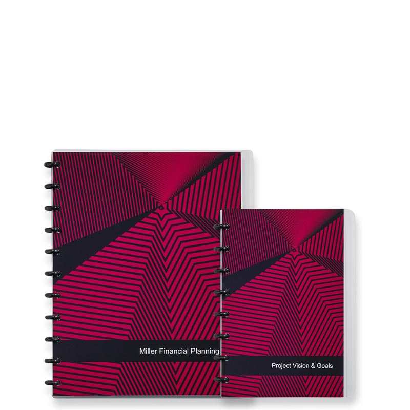 Vortex Circa® Personalized Notebook, Annotation Ruled