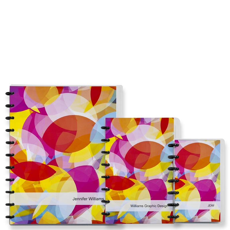 Special Request™ Circa Personalized Notebook - Prismatic