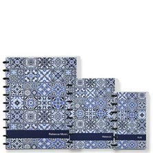 Moroccan Tile Special Request™ Circa Personalized Notebook