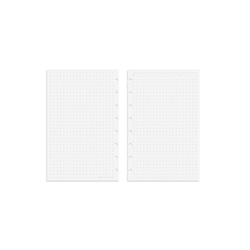 Circa TASK Refill Sheets, CrossDot Junior