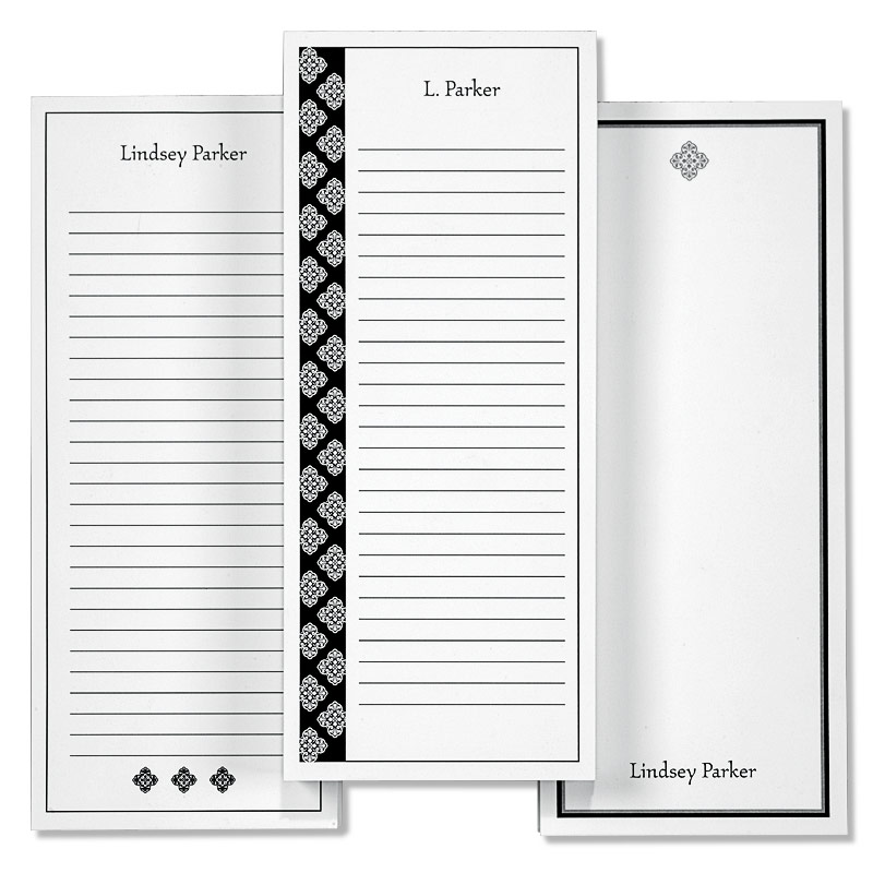Personalized Task-It Notebasket Refill Pads