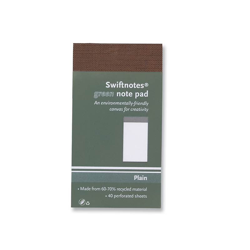 SwiftNotes® Recycled Pad Refill (set of 4)