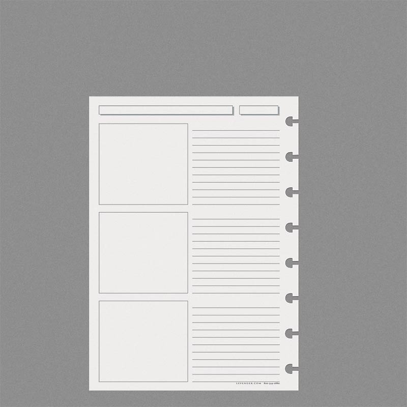 Special Request™ Storyboard (100 sheets), Circa A5