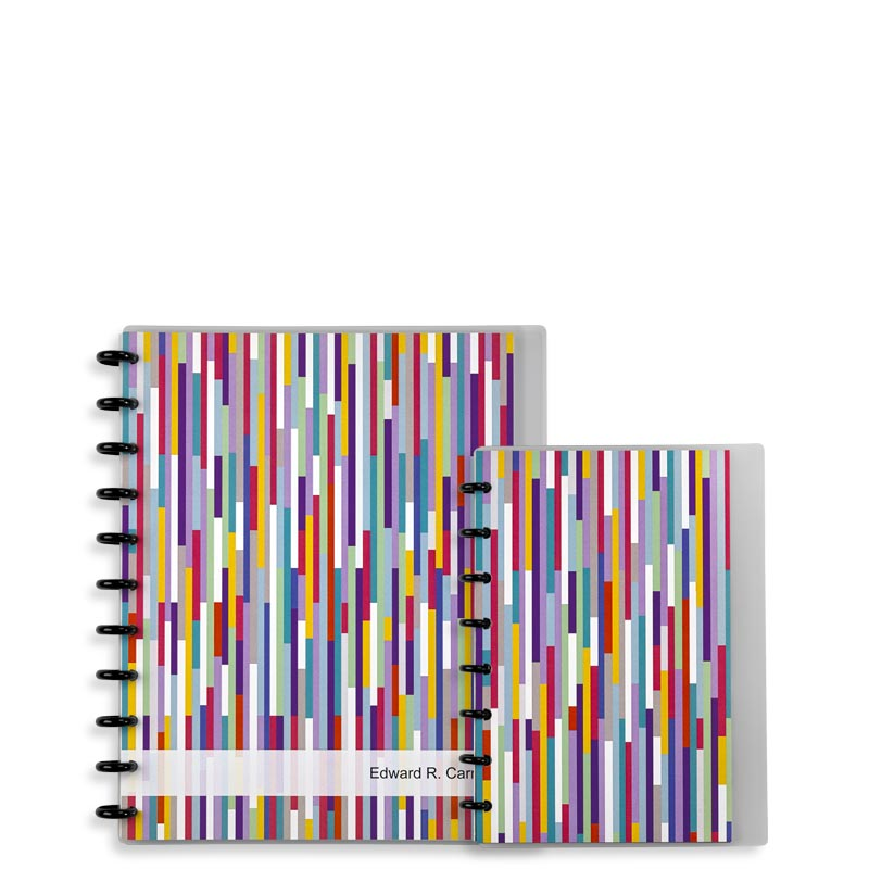 Confetti Circa® Personalized Notebook, Annotation Ruled