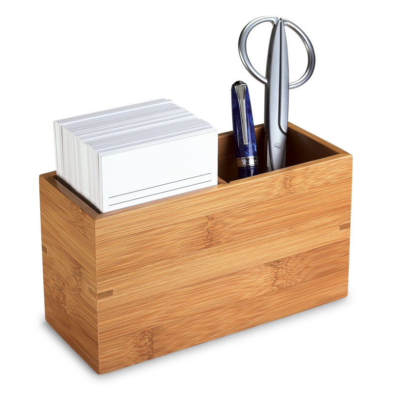 Nantucket Note Card Box with Cards