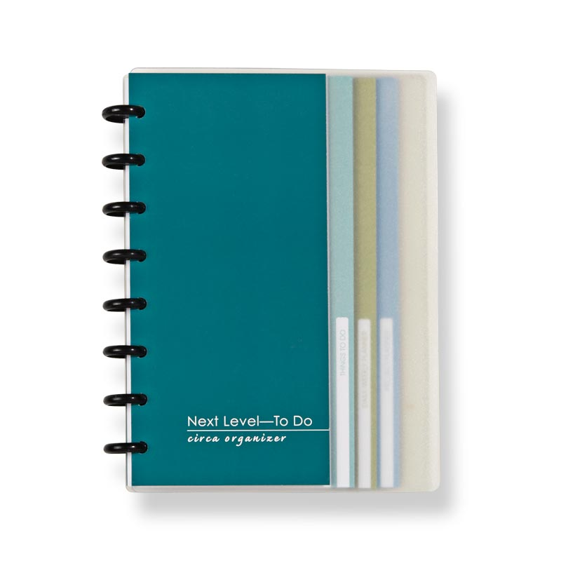Circa Next Level To-Do Organizer Notebook, Junior