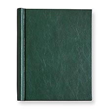 Archive Springback Binders, Letter, Green