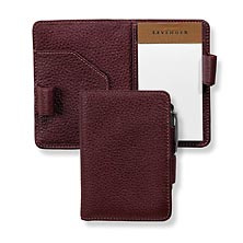 Cordova SwiftNotes, Oxblood