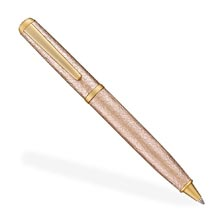 Hyde Park Metallic Ballpoint - Rose Gold