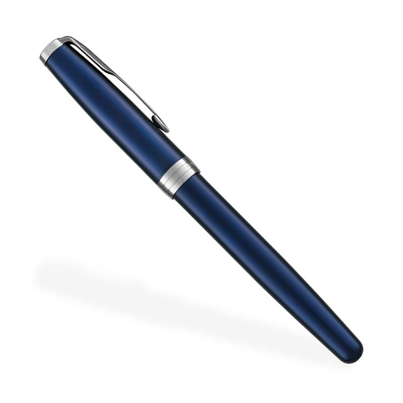 Parker Sonnet Blue Lacquer CT Fountain Pen