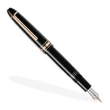 Montblanc Meisterstück 146 Red Gold LeGrand Fountain Pen  (M)