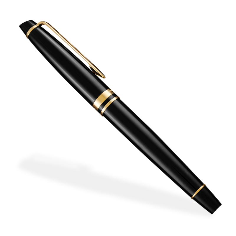 Waterman Expert New Generation Rollerball, Black Gold