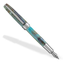 Visconti Van Gogh Portrait Blu Fountain Pen