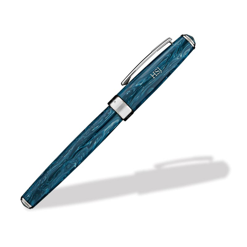 TW Select Fountain Pen, Mediterranean w/ Monogram