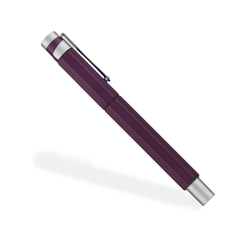 L-Tech 3.0 Fountain Pen, Purple