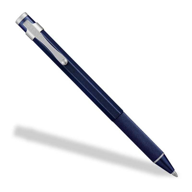 L-Tech 3.0 Ballpoint, Royal Blue w/ Flat Top