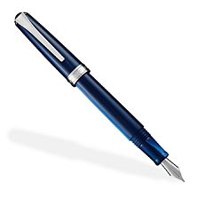 True Writer® Classic Fountain Pen (F, M, B), Blue Marine