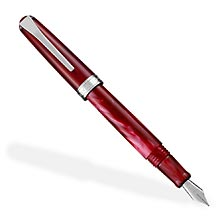 True Writer® Classic Fountain Pen (F, M, B), Red