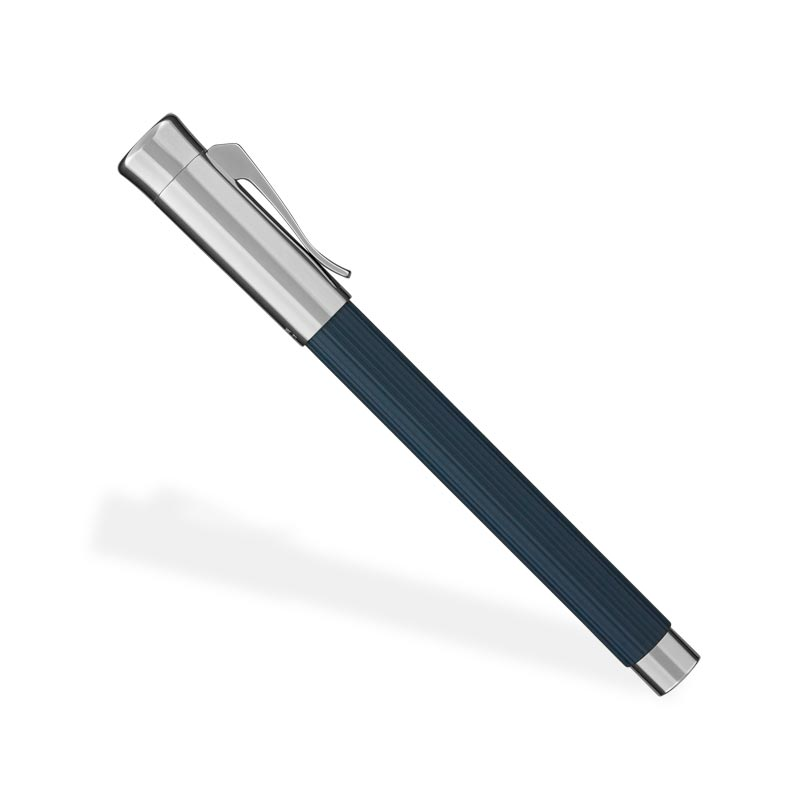 Graf Von Faber-Castell Tamitio Fountain Pen (M), Midnight Blue