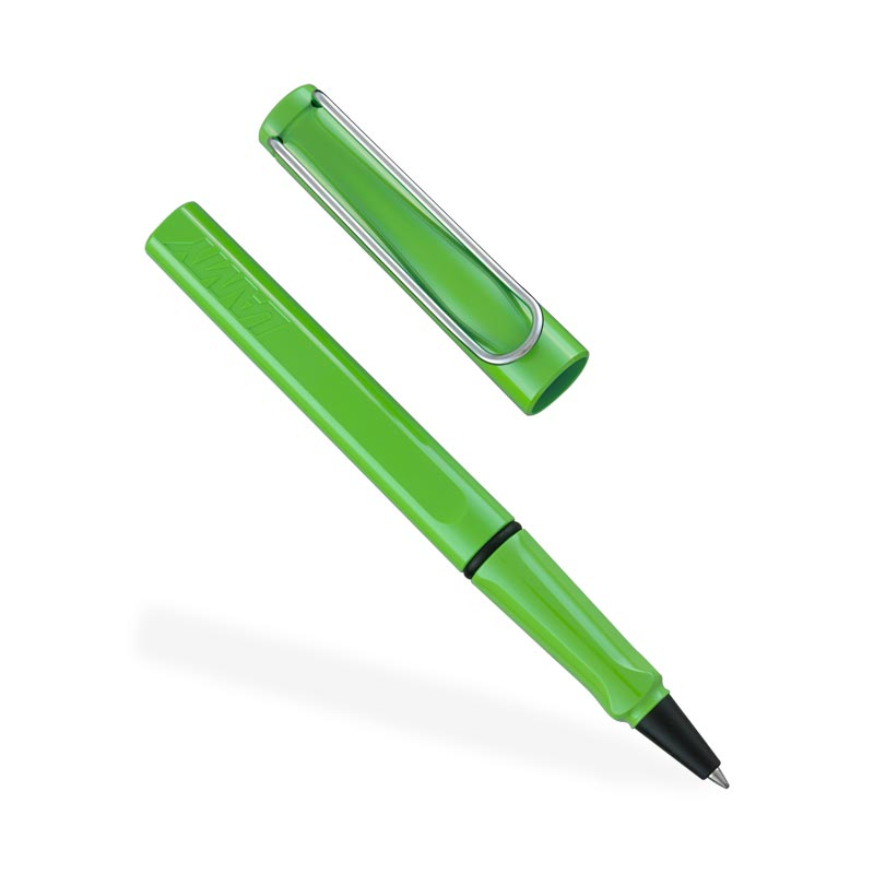 Lamy Safari Rollerball, Green